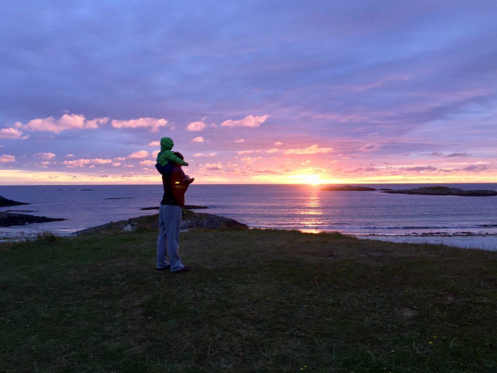 Reisen mit Kind nach Norwegen – Faszination pur!