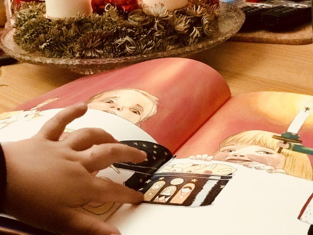 lustige, besinnliche, christliche Weihnachtslieder – Merlin mag fast alle