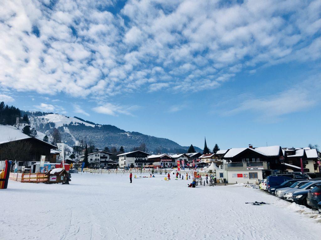 Skifahren lernen macht in Ellmau richtig Spaß