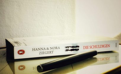 Hanna Ziegert und Nora Ziegerts Buch Die Schuldigen