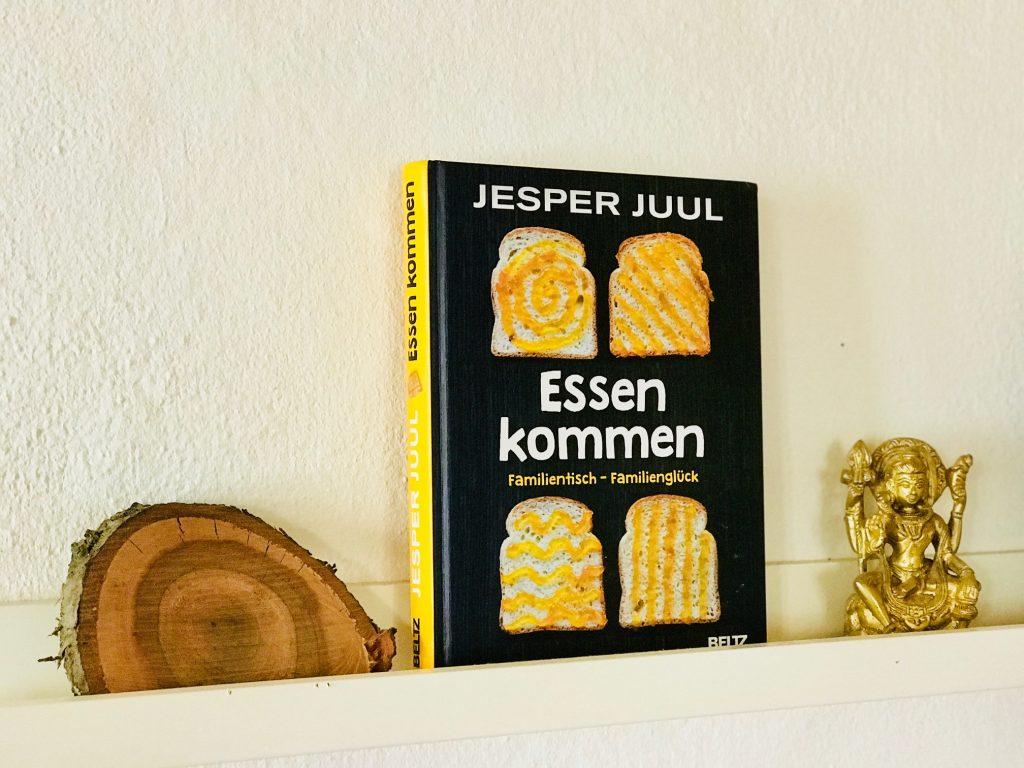 Familienglück am Familientisch – das Buch von Jesper Juul