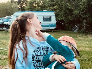 Großfamilie oder Kleinfamilie – Merlin und meine Cousine