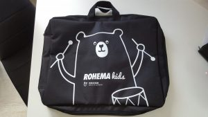 Die neue Tasche für Rhythmus-Instrumente von Rohema
