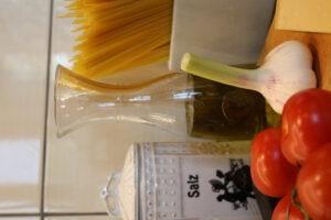 Tomatensosse selber machen – die Zutaten