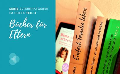 Bücher für Eltern – Bücher im Regal