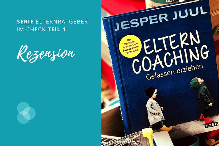 Systemische Familientherapie mit Jesper Juul – Buch Elterncoaching