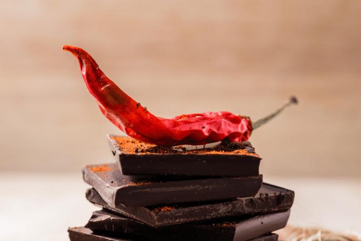 Supertaster mögen selten Bitterschokolade mit Chili