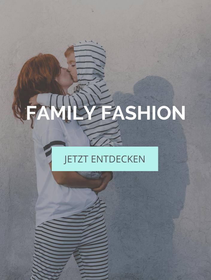 Shopping Guide – Mutter mit Kind auf Arm