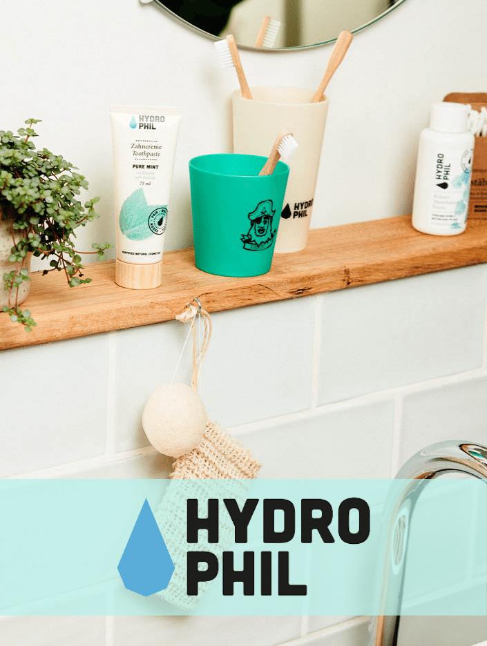 Zero Waste – Hydrophil