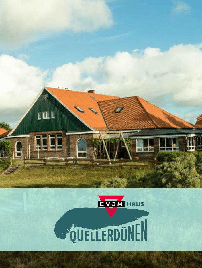Travel & Camping – CVJM Jugendherberge Quellerdünen Spiekeroog