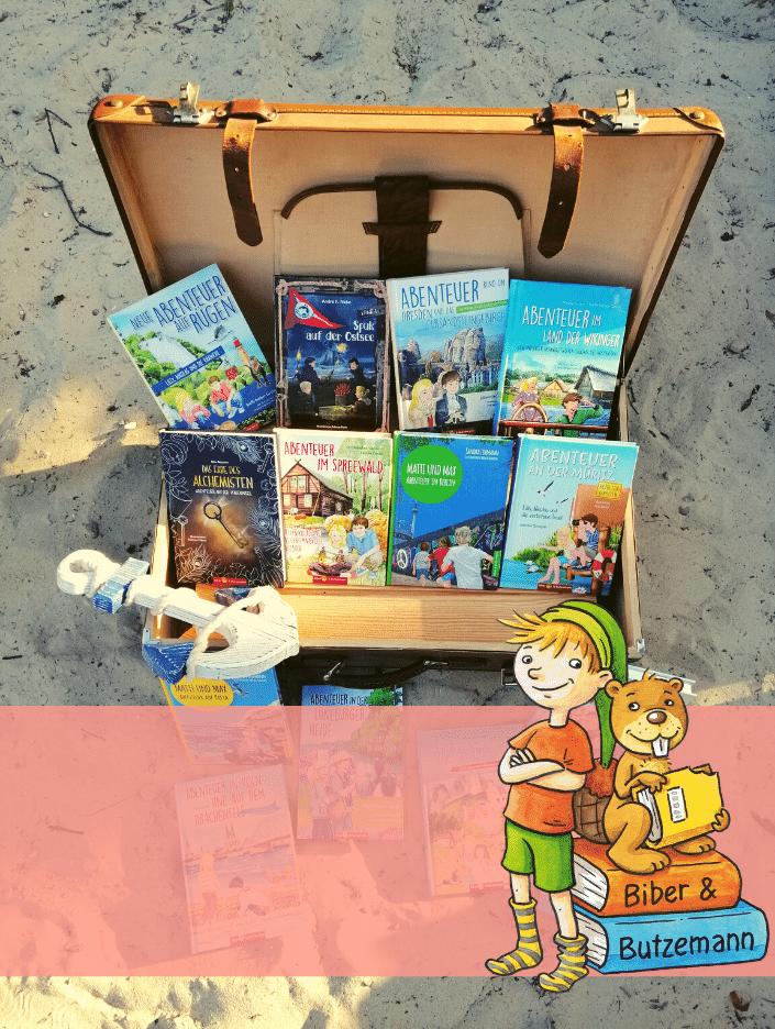 Travel & Camping – Biber Butzemann Verlag Kinderbücher