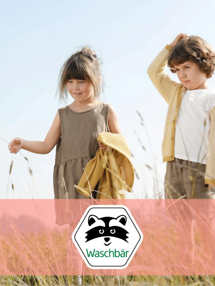Family Shop – Waschbär