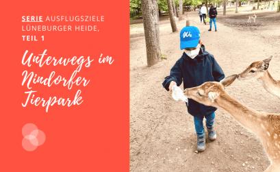 Wildpark Lüneburger Heide – Merlin im Rehgehege